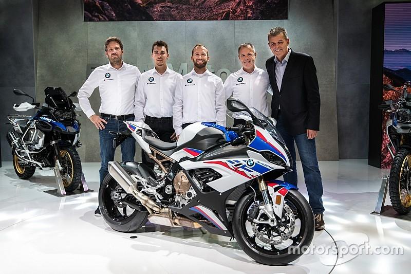 """BMW WSBK 2019: Markus Reiterberger hat """"eine Menge Respekt"""" vor Tom Sykes"""