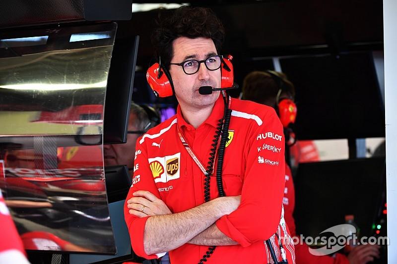 Portret: Wie is de nieuwe Ferrari-teambaas Mattia Binotto?