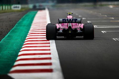 GP du Mexique : les vitesses de pointe
