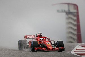 """Vettel: """"La penalità? Pensavo di aver rallentato a sufficienza. Con la pioggia non siamo competitivi"""""""