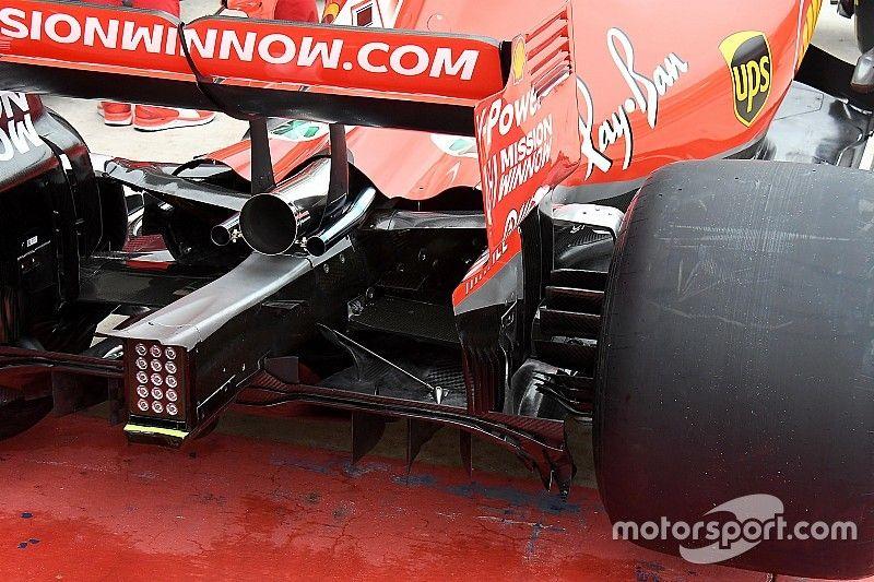 Ferrari también completa el primer encendido de su nuevo motor