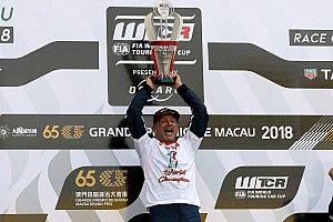 Fotogallery WTCR: a 56 anni Gabriele Tarquini è ancora Campione del Mondo!