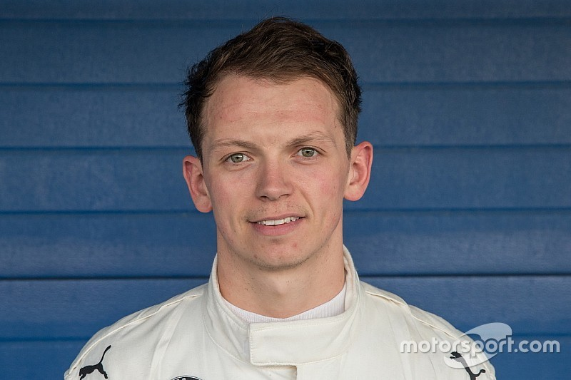 Yelloly added to BMW factory driver roster