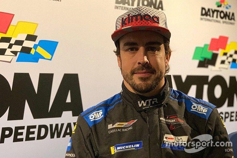 """Alonso llega a Daytona 2019 con """"mayores"""" expectativas"""