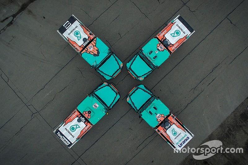Achtergrond: Hoe werkt het Petronas De Rooy Iveco Team tijdens de Dakar Rally?