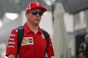 Raikkonen garante força total por título de construtores