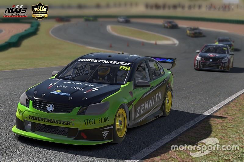 Carlos Diegues y Alejandro Sánchez vencen en la tercera prueba del #V8MGT
