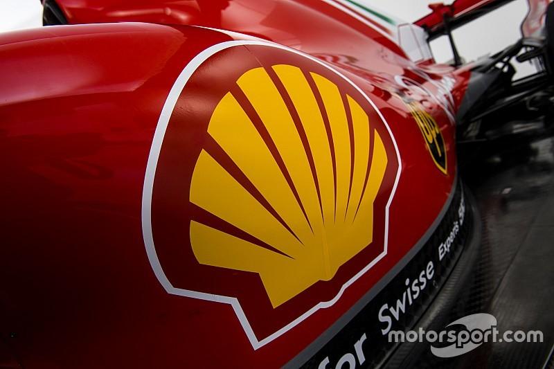 Shell, geçen sene Ferrari motorunda %21 kazanım elde etmiş