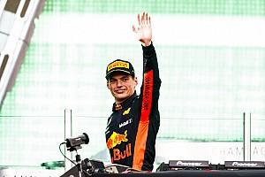 Stewart: Verstappen est