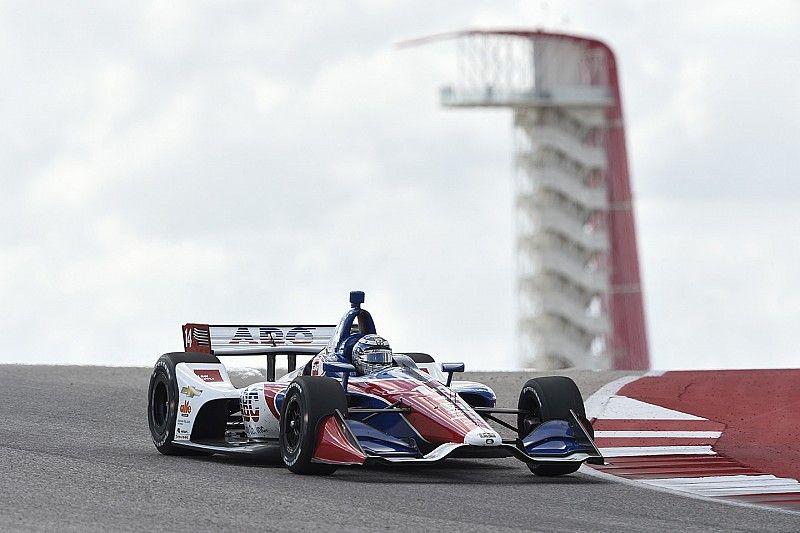 "Kanaan, Foyt praise ""fantastic"" COTA after first IndyCar test"