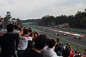 Meksika GP'de yağmur bekleniyor
