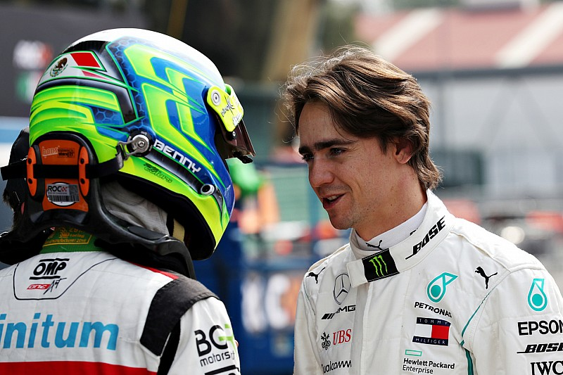Gutiérrez considera regresar a la Fórmula E