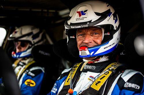 Van Loon ondanks zware rally 'mentaal en fysiek fit'