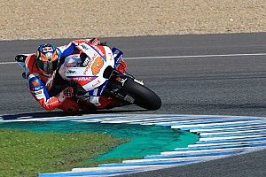 Miller nach Jerez-Test zufrieden: Drehmomentstütze im Fokus
