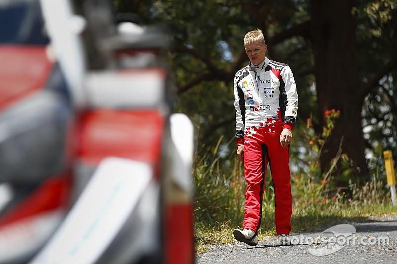 WRC, Toyota: allarme affidabilità. Tanak fermato dalla batteria della Yaris