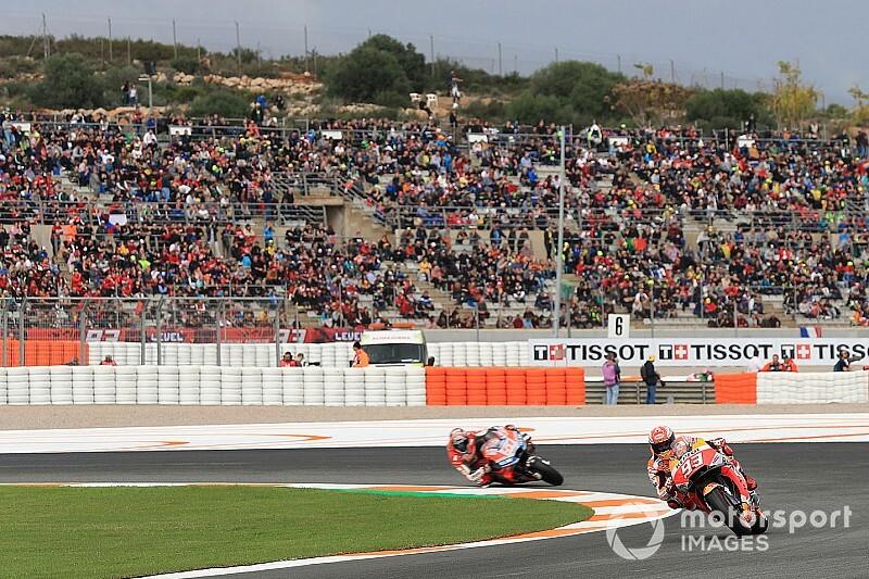 MotoGP: ecco gli orari TV di RSI, DAZN e Canal+ del weekend del GP di Valencia