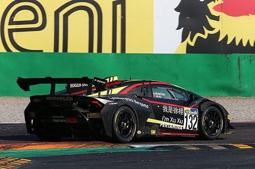 Milos Pavlovic e Xu Xu subito in vetta al debutto nelle Libere di Monza