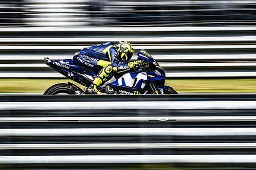 P4 in Thailand: Rossi verpasst Podium bei MotoGP-Premiere knapp