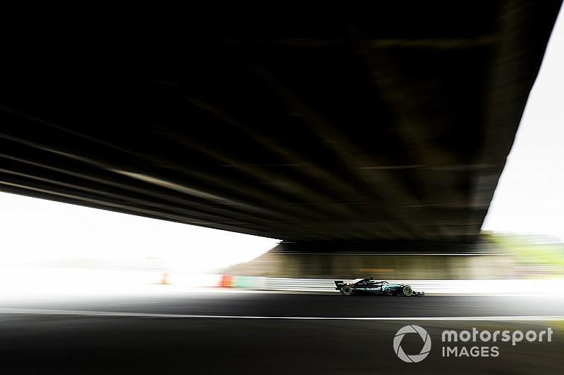 Mercedes: még nincs zsebben a Japán Nagydíj