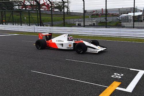 Egy egészen különleges F1-es galéria Japánból: micsoda autók?!
