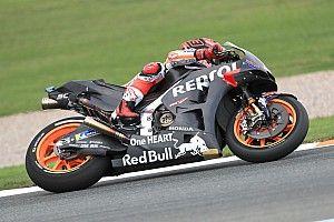 Valencia-Test: Motor- und Dämpferentwicklung bei Honda im Fokus