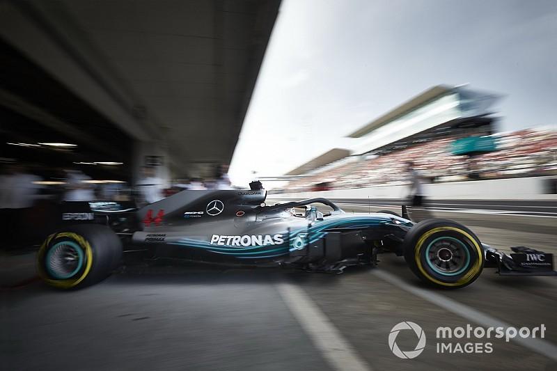 Mercedes: è stata determinante l'ultima chiamata meteo prima della Q3
