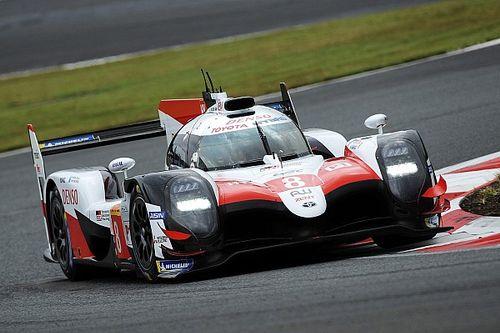 Buemi marca el mejor tiempo en la primera sesión de Fuji