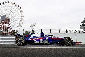 Toro Rosso нацелилась на попадание в Q3 после обновления мотора Honda