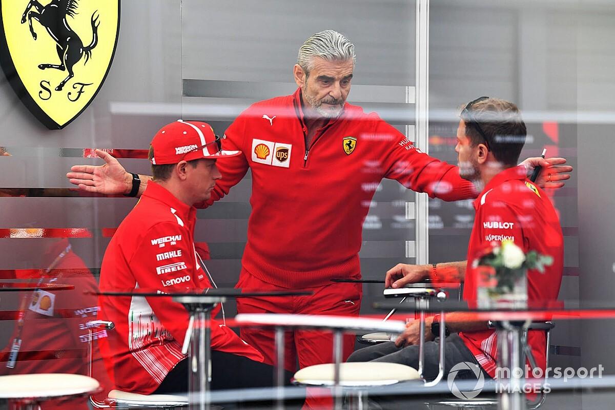 """Vettel: """"Adami ve Arrivabene benim için önemliydi"""""""