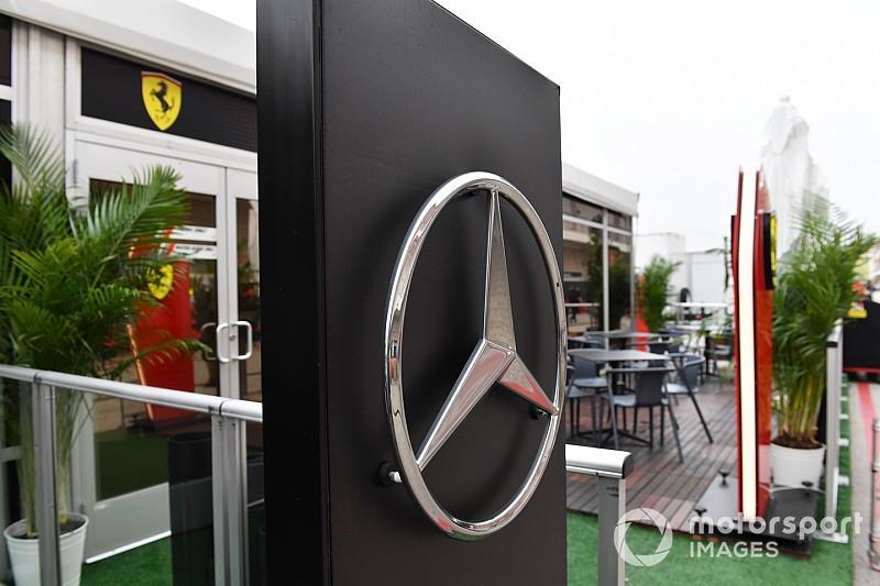 Video: Mercedes, 2019 F1 aracını ilk kez çalıştırdı!