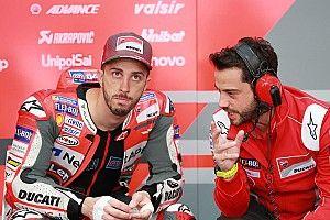 Dovizioso en est sûr : Márquez va remonter en course
