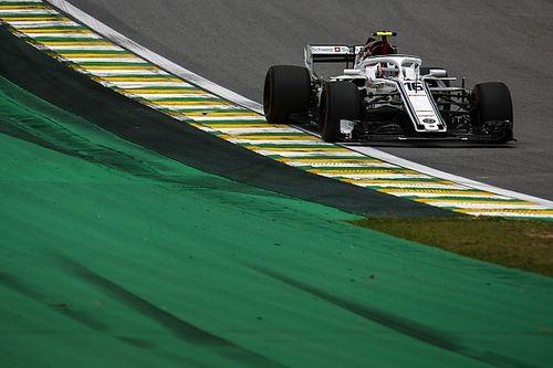 Videón: Leclerc nem hallgat a csapatára, majd fantasztikus körrel bejut a Q3-ba