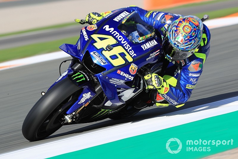 """Rossi alerta Yamaha sobre moto de 2019: """"não lutaremos por vitória"""""""