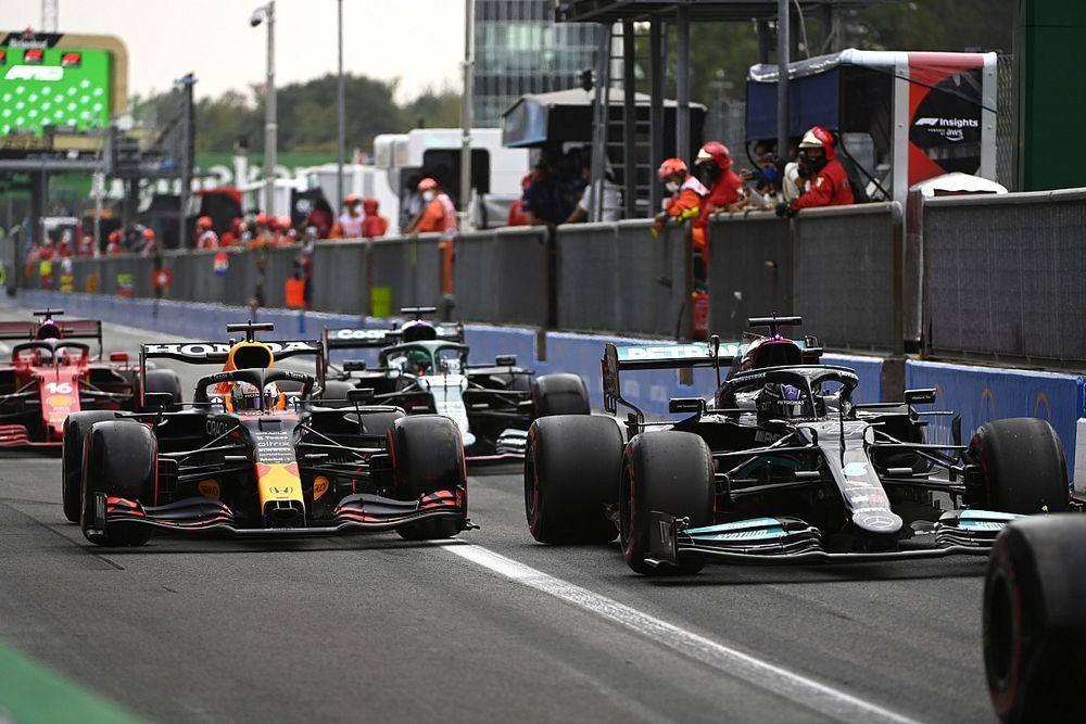 Az F1-nek biztonságosabb megoldást kell találnia a monzai időmérőre – Horner