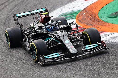 Hasil Kualifikasi F1 GP Italia: Bottas Asapi Hamilton-Verstappen