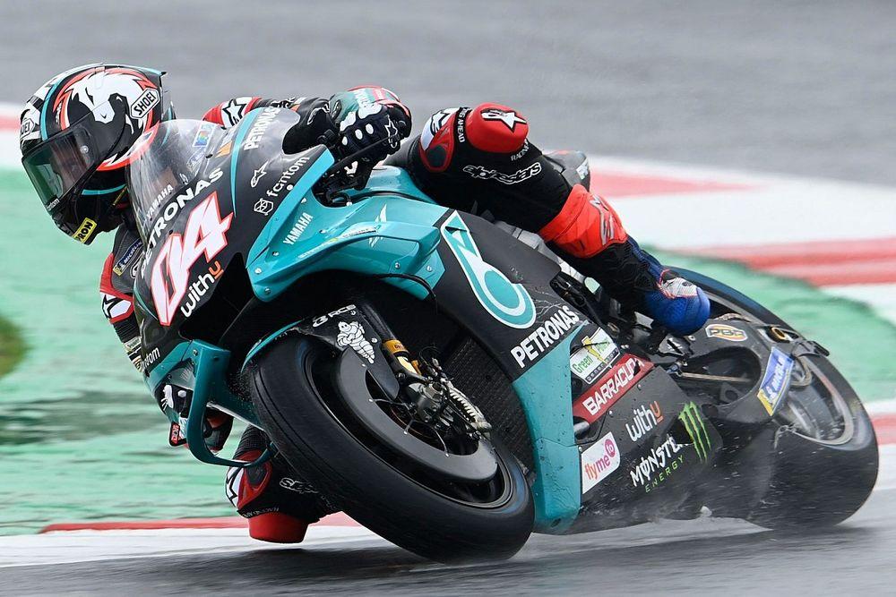 """Para Dovizioso, el nivel de Quartararo con la Yamaha es """"de locos"""""""