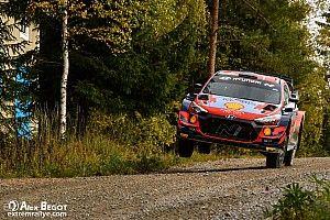 WRC, Rally Finlandia, PS2: Tanak in testa, poi c'è Breen