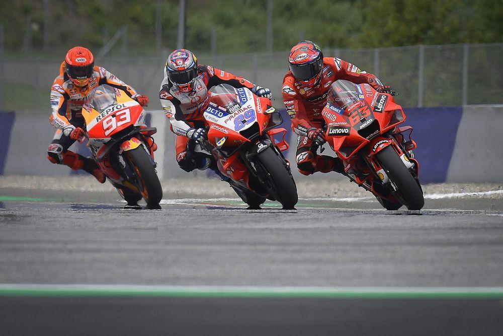 Bagnaia: Aangepaste werkwijze gaat ons dit jaar MotoGP-zege brengen