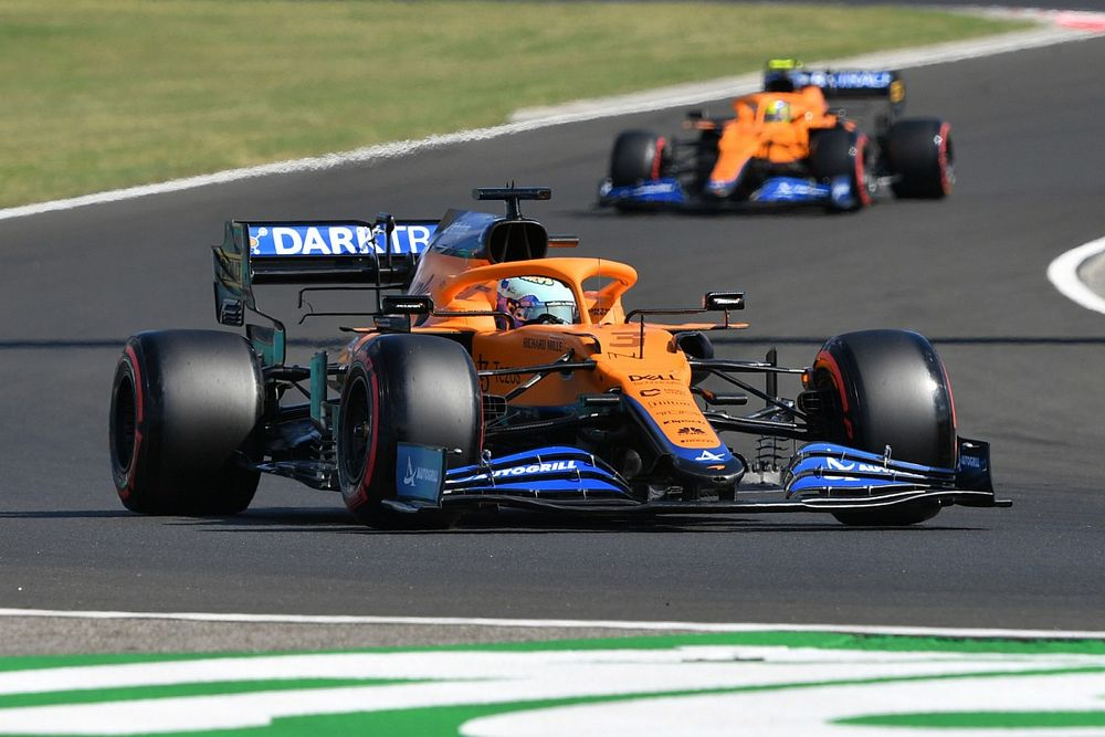 Ricciardo: Too early for Norris/Verstappen F1 comparisons