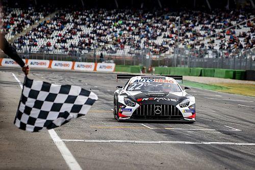 Mercedes досрочно победил в зачете конструкторов DTM
