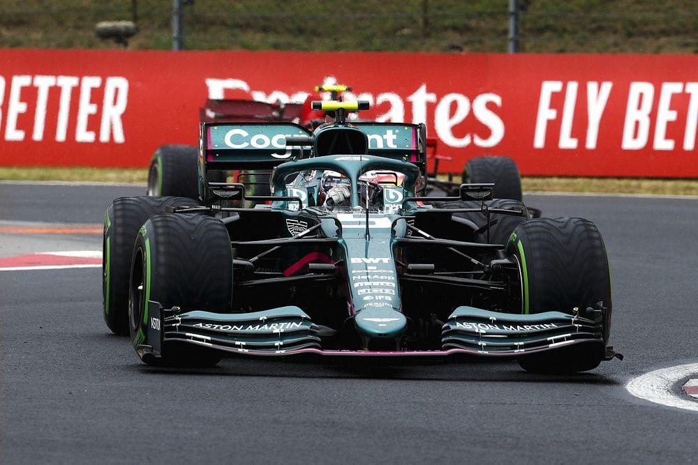 """Aston Martin: a """"briliáns"""" Vettel nálunk újra élvezi a versenyzést!"""