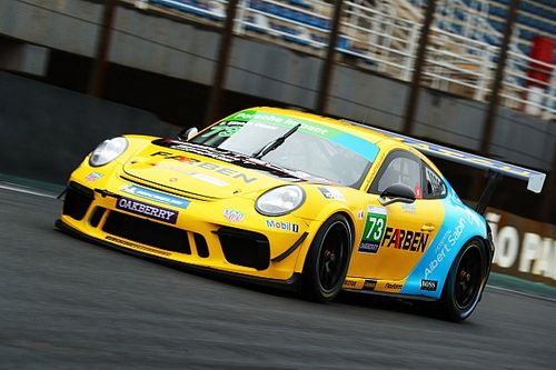 Porsche Cup: Elias e Giassi garantem 2º lugar no geral e vitória na classe Trophy