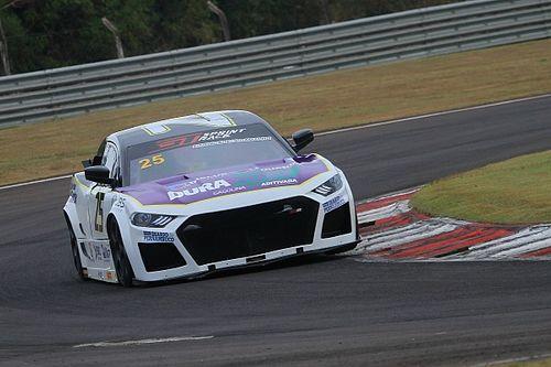 GT Sprint Race: Trindade e Ramalho à frente no treino livre 1 em Tarumã