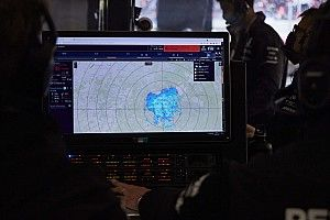 Domenicali: F1's radar did not provide warning about washout
