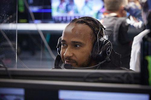 Hamilton már nem aggódik: Russell sem boríthatja fel a harmóniát a csapaton belül