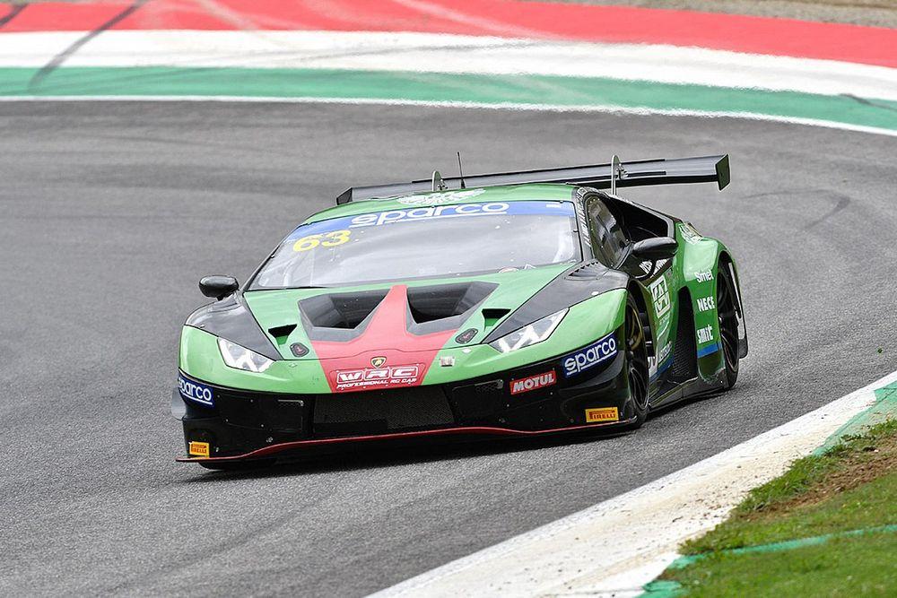 GT Sprint, Gara 1: Frassineti-Ghiotto vincono al fotofinish