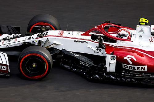 Alfa Romeo не стала винить Джовинацци за отказ выполнить приказ