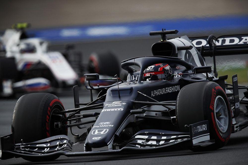角田裕毅、F1トルコGPで久々の予選Q3進出も満足せず「もっと良い結果を期待していた」