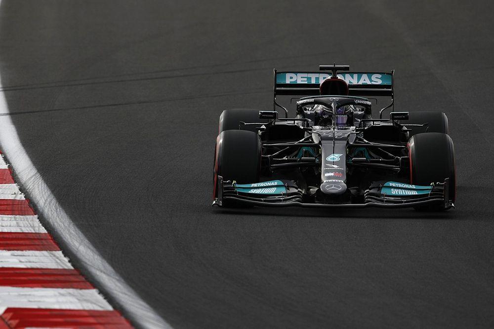 El alerón delantero que ayudó a Mercedes para ganar Turquía