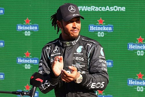 """Hamilton: Mercedes """"well set"""" to avoid Russell teammate troubles"""